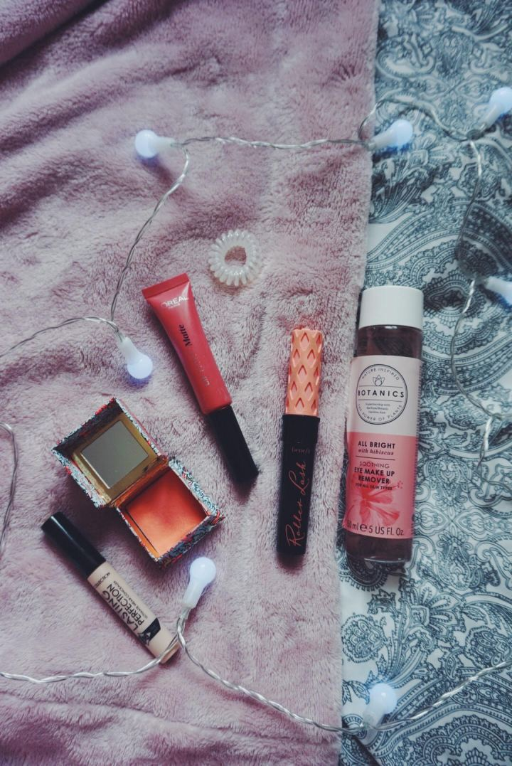 March/Spring Makeup Favourites